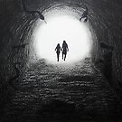Walking Through the Darkness Towards the Light by Lynet McDonald