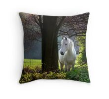 Spirit of the Forests Throw Pillow