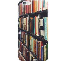 Vintage Books  iPhone Case/Skin
