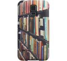 Vintage Books  Samsung Galaxy Case/Skin