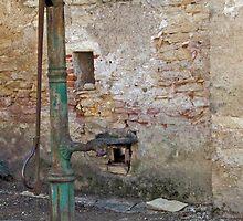 Vineyard Pump by phil decocco
