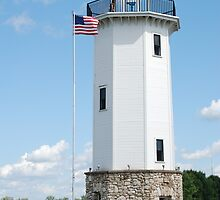 Fond Du Lac Lighthouse by rfsphoto