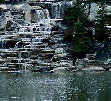 Britton Falls by Marie Sharp