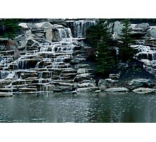 Britton Falls Photographic Print