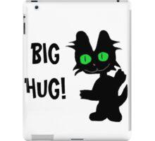Kitty Gives Big Hugs iPad Case/Skin