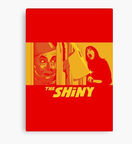 The Shiny Canvas Print