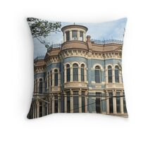 """Hastings Building"" Throw Pillow"