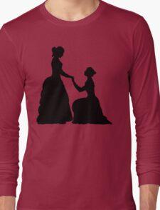 a decent proposal Long Sleeve T-Shirt