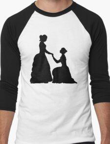 a decent proposal Men's Baseball ¾ T-Shirt