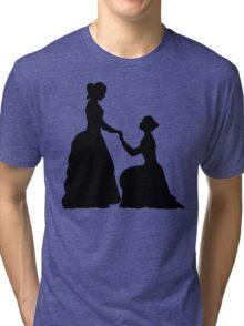 a decent proposal Tri-blend T-Shirt