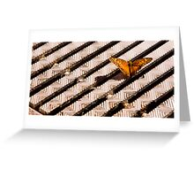 Grate Rest Spot Greeting Card