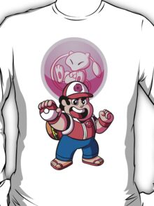 Steven and Mew T-Shirt