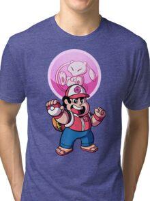 Steven and Mew Tri-blend T-Shirt