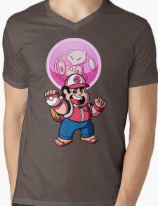 Steven and Mew Mens V-Neck T-Shirt