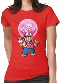 Steven and Mew Womens Fitted T-Shirt