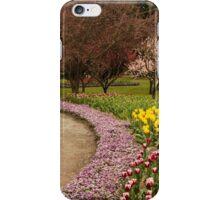 Tulip Festival iPhone Case/Skin