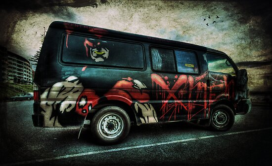 Wicked Van by Matthew Jones