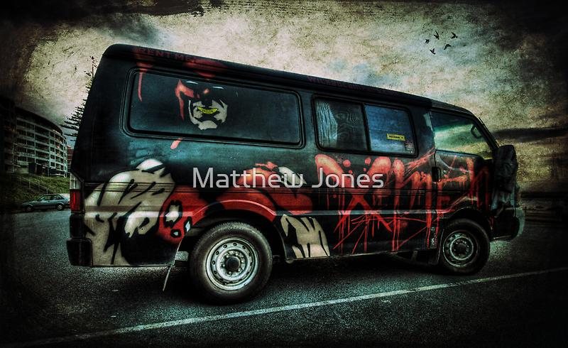 Wicked Van by Matthew Jones