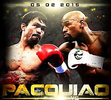 pacquiao vs mayweather V2.0 by makoy