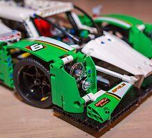 Lemans Race car by garykaz