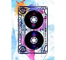 Old New School DJ's Photographic Print