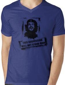 che lebowski Mens V-Neck T-Shirt