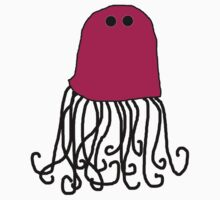 Freaky Jellyfish by Alexandra Felgate