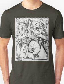 Blackbook Sketching T-Shirt