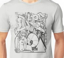 Blackbook Sketching 2 Unisex T-Shirt