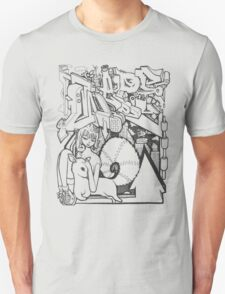 Blackbook Sketching 2 T-Shirt