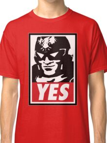 """""""YES!"""" Classic T-Shirt"""