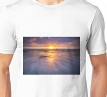 Muriwai Sunsetting Unisex T-Shirt