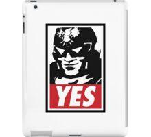 """""""YES!"""" iPad Case/Skin"""