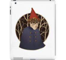 Flowirt Crown iPad Case/Skin