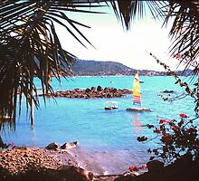 Looking across to Airlie Beach by georgieboy98