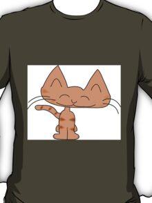 Tiger Kitty Meditation T-Shirt