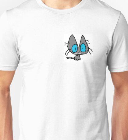 Very Happy Kitten Unisex T-Shirt