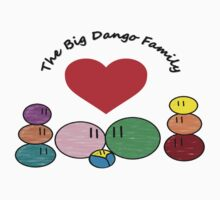 The Big Dango Family Baby Tee