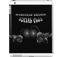 Marianas Trench Social Club iPad Case/Skin