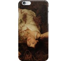 Rest in peace iPhone Case/Skin