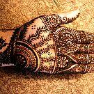 Bridal Hand by bajidoo