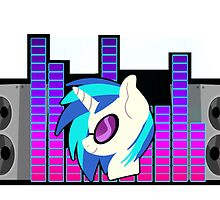 Wub Wub Wub this DJ by PonySplash