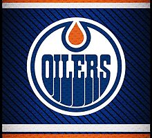 Edmonton Oilers Jersey Case by RoufXis