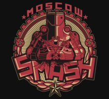 MOSCOW: SMASH by onesheettees