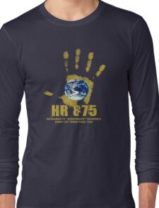 hands on Long Sleeve T-Shirt