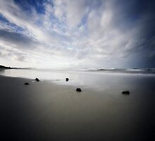 Fingal Beach Pinhole by Sue Hammond