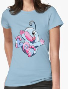 Shiny Politoed Womens Fitted T-Shirt