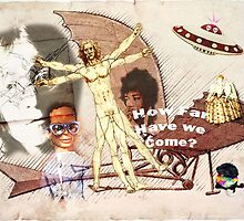How Far Have we Come? by Carol-Anne Kozik