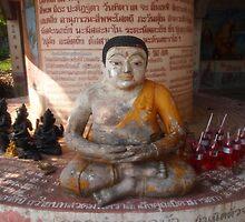 meditation on a sugar high by OTOFURU