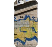 Street art iPhone Case/Skin